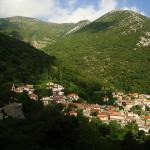 Άγνωστο χωριό στην Ελλάδα (φωτο: Xeniakarol)