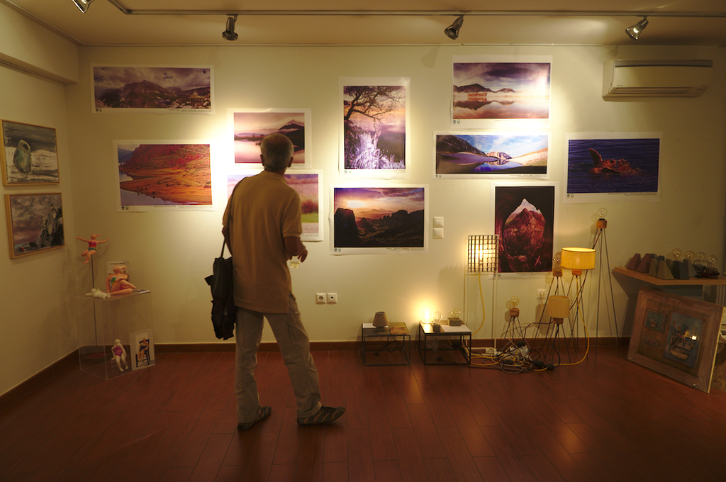 exhibition of winning photos